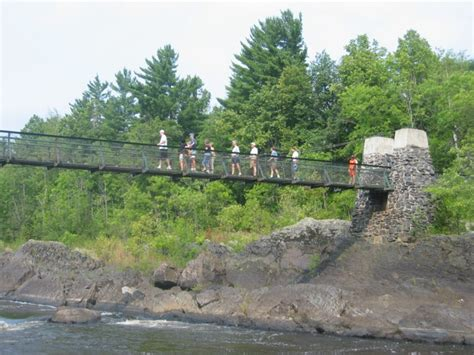 jay cooke state park swinging bridge bridgemeister jay cooke state park swinging bridge