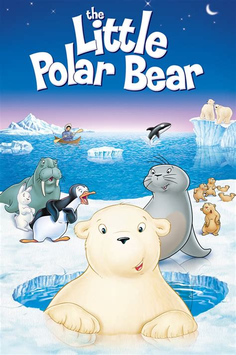 the little polar bear 0735843163 the little polar bear 2001 posters the movie database tmdb