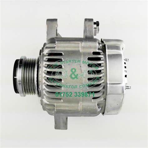 toyota yaris verso starter motor 1 5 t216 toyota yaris 1 4 d 4d alternator 01 reman a2860