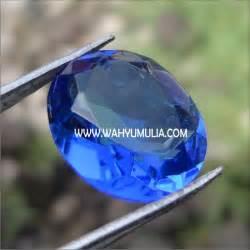 Batu Obsidian Kotak Blue Biru batu permata blue obsidian kode 140 wahyu mulia