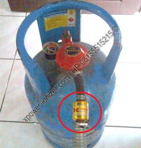 Kompor Gas Elpiji cara instalasi