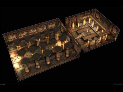 sanctuary of the scion scion chamber room characters lara