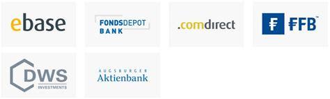 partnerbank deutsche bank fondssupermarkt deutsche bank broker