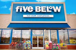 Dollar Store Near Me about five below