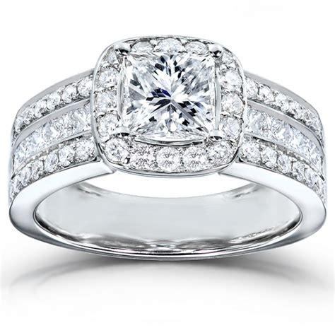 rings 2 carat wedding promise