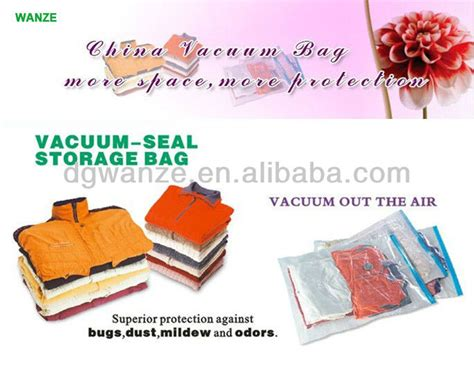 Vacuum Seal Bag For Mattress by Vacuum Clothes Storage Bags Vacuum Airtight Storage Bags Vacumm Compression Bag Buy Igh