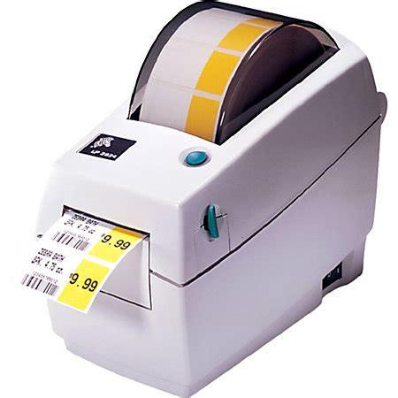 label template zebra printer zebra lp 2824 plus thermal label printer by office depot