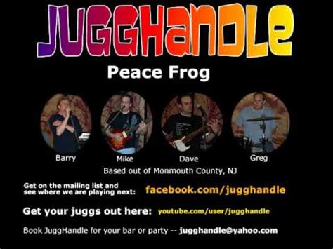 jugghandle cover of the doors peace frog demo