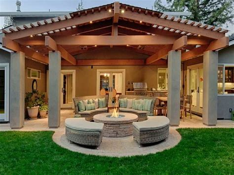 backyard patio ideas steval decorations