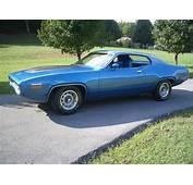 1971 PLYMOUTH HEMI ROAD RUNNER 2 DOOR HARDTOP  43890