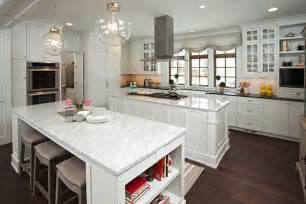 Double Kitchen Island double kitchen islands transitional kitchen studio m
