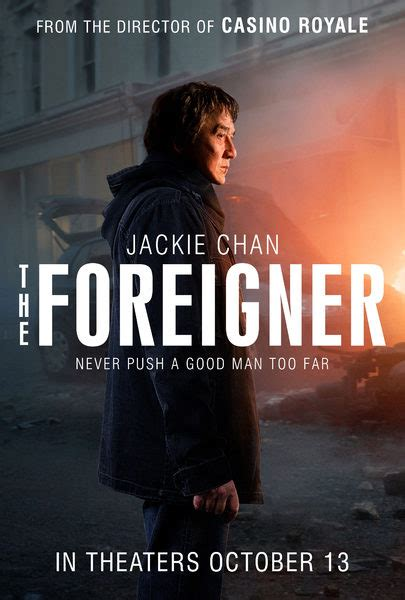 the foreigner movie poster gallery the foreigner movie trailers itunes