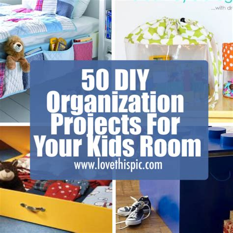 diy projects for toddlers room 50 diy organization projects for your room