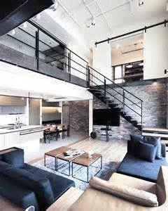 Modern Homes Pictures Interior 25 Best Ideas About Modern Loft Apartment On Luxury Loft Studio Loft Apartments