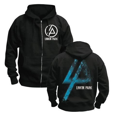 Zipper Linkin Parksmlxl 4 linkin park ominous kapuzenjacke zipper