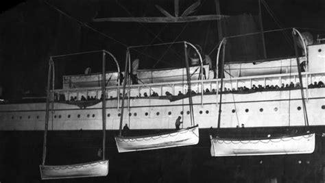 imagenes historicas del titanic imagenes del titanic de hace un siglo 15 de abril de 1912