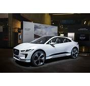 Jaguar I Pace Platform Could Underpin More EVs