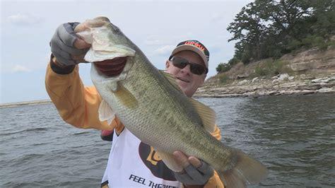 somerville lake texas bass crappie fishing sneak peek