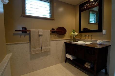 tropical themed bathroom ideas hale aina by the sea tropical bathroom hawaii by