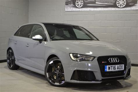 Audi Rs3 Engine For Sale by Used Nardo Grey Audi Rs3 For Sale Buckinghamshire