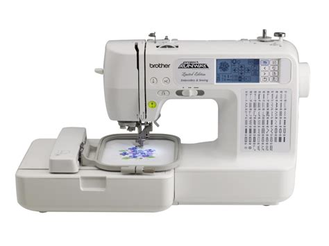 brother sewing machine 5 best sewing and embroidery machine embroidery in a box