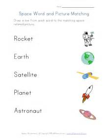 planets matching worksheet page 2 pics about space
