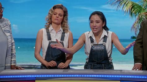 honey fresh off the boat jessica and honey compete on quot wheel of fortune quot fresh