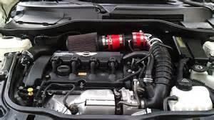Mini Cooper S Turbo Upgrade 2007 Mini Cooper S Turbo Diy Intake