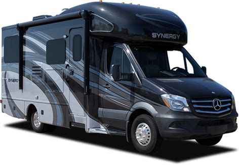 All New Thor Motorcoach Synergy RV Motorhome Class C Diesel   Sonny's Camp N Travel RV Dealership