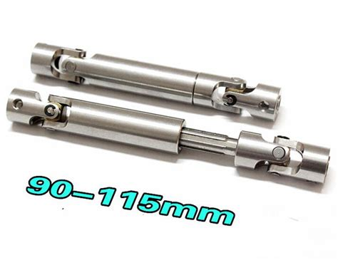 Drive Shaft Joint Cvd 90 115mm Rc Scx10 Rc4wd D90 Axial Cc01 Tamiya buy universal steel driveshaft joint cvd 103 150mm drive