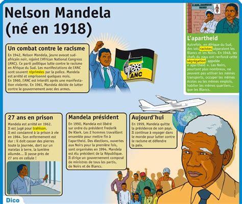 biography nelson mandela en anglais les 25 meilleures id 233 es concernant nelson mandela sur