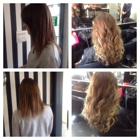 hairstyles after extensions pickles co hair extensions before and after hair