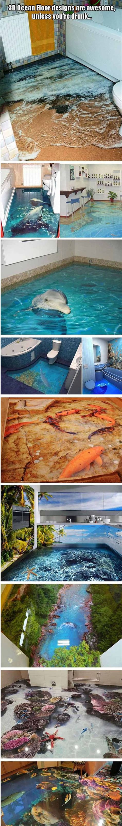 3d ocean floor designs 3d ocean floor designs are awesome unless youre drunk 10