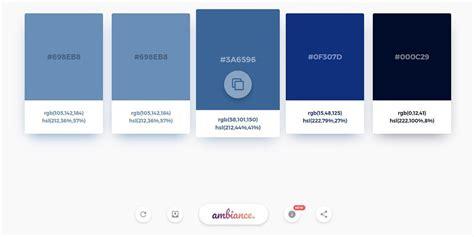 2017 best website color palette affapress 12 best color scheme generator web apps for designers