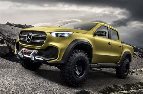 mercedes is a truck in 2017