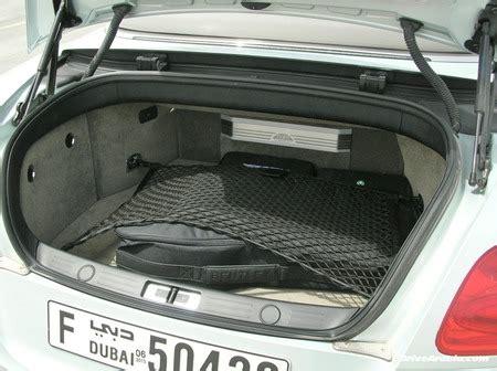 Bentley Continental Gt Boot Space So We Got A 2012 Bentley Continental Gtc Drive Arabia