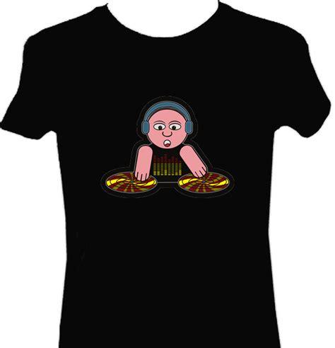 Light Up Shirt by China T Shirt Light Up Lbt Ellts029 China T Shirt