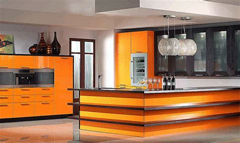 Painting Laminate Kitchen Cabinets modern interior design with stripes creating energetic mood