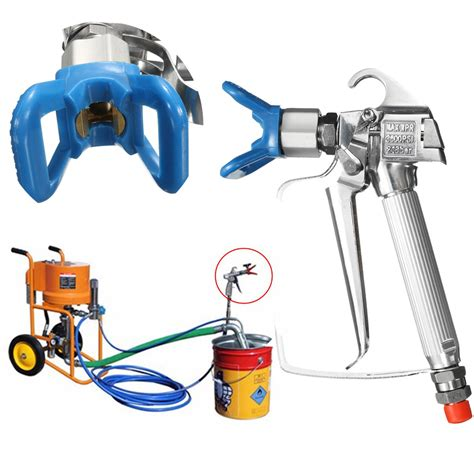 Other Hand Tools 3600psi Airless Paint Spray Gun Tip
