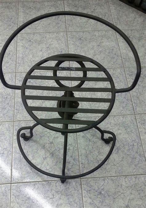 sedia in ferro sedia pavone in ferro battuto de rosa srl