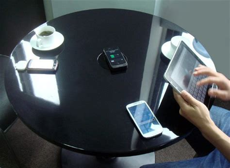 customize wireless charging table buy wireless charging