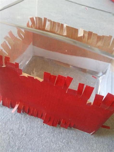 foto tavola di natale decorazioni in carta fai da te per apparecchiare la tavola