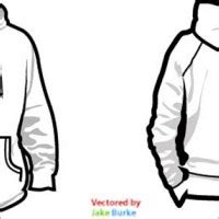 Sweater Hoodie Flow Abstrack free vector hoodie templates front and back free vector