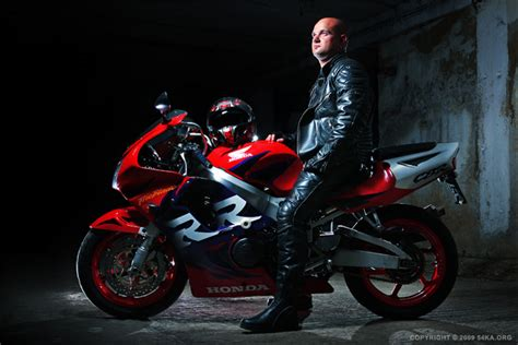 Brook Chopper Motorrad by Rider Iii 54ka Photo