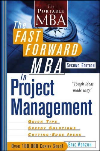 Mba In Project Management by The Fast Forward Mba In Project Management Books Pics