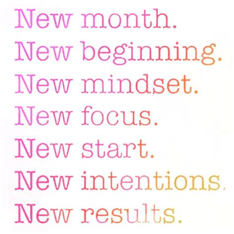 month brings promise goal setting positive quotes inspirational quotes august quotes