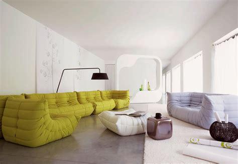 sofa togo togo sofa mit armlehnen von ligne roset stylepark