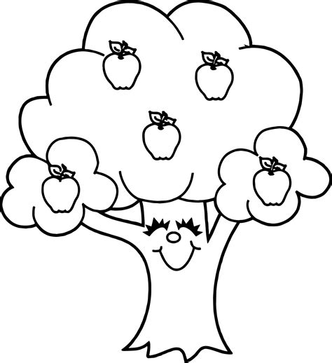 apple tree coloring coloring pages ideas amp reviews