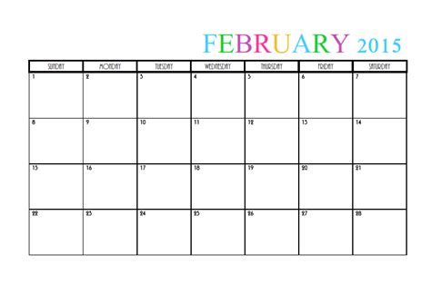 printable calendars by month you can write in 2015 calendars by month you can write in calendar
