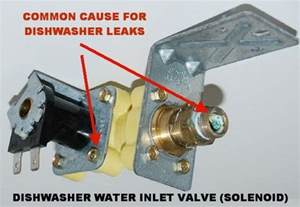Leaking Dishwasher Causes How To Repair A Dishwasher Leaking Water Us3